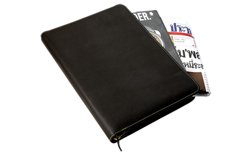 Branded Magazine Folder