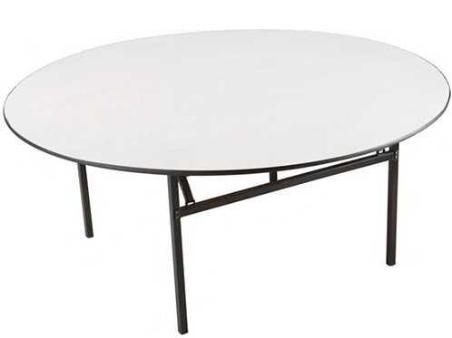 Banquet Table - Clothless Commercial