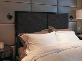 Integrated Bedhead Reading Lights