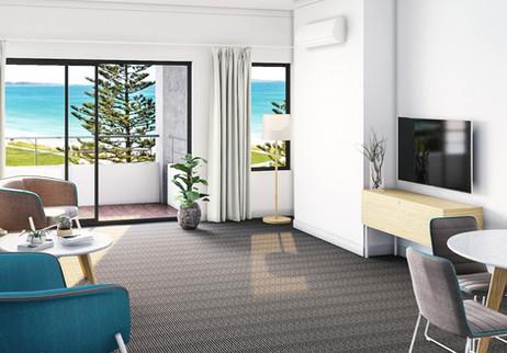 Living Room Hotel Floor Lamp