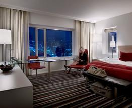 modern hotel room furniture design