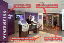 Secrets of hotel design revealed: From budget to boutique, why rooms and receptions look the way the