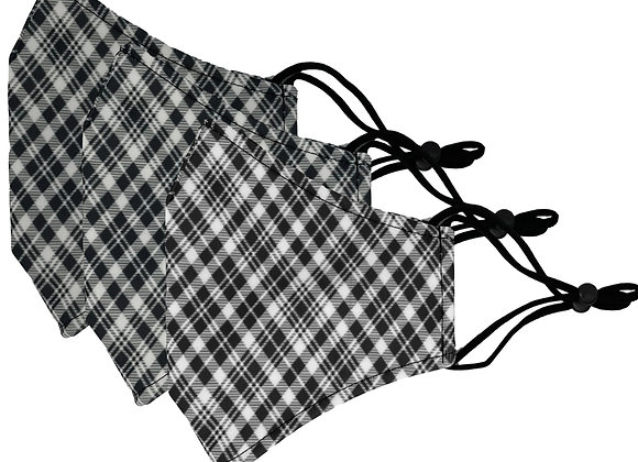 3-Pack Well Plaid