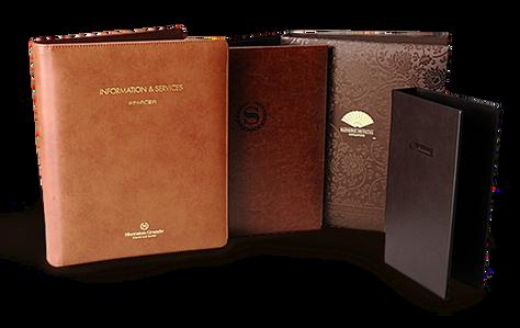 Room Compendiums and Menus