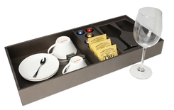 Tea and Coffee Drawer Tray Organiser