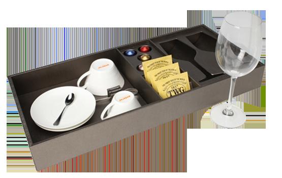 Tea Coffee Tray Organiser