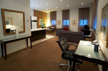 Quest serviced apartments furniture