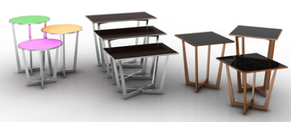Premium Folding Buffet Table Overview
