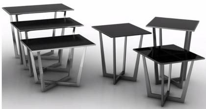 Premium Folding Buffet Table Sets