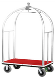 birdcage luggage cart
