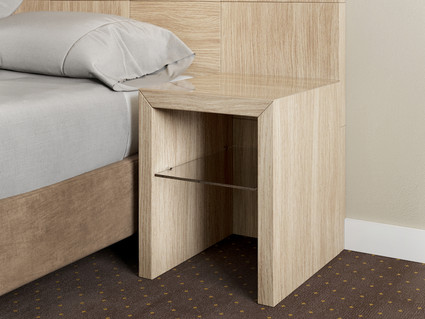 """""""Contrast"""" Hotel Room Furniture Package"""