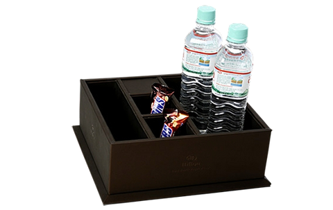 Refreshment Amenities Trays
