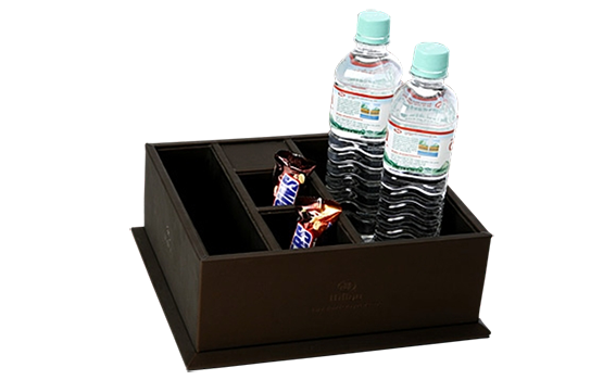 Limo Amenities Trays