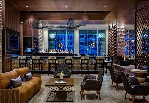 Loose Hotel Lounge & Bar Furniture