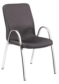 W Chair with Arms