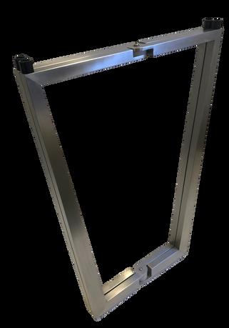 Premuium Folding Buffet Frame Folded
