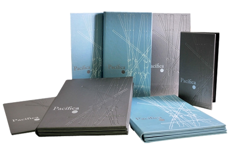 Full Branding Restaurant Folders