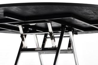 Premiere Leg Folding Mechanism
