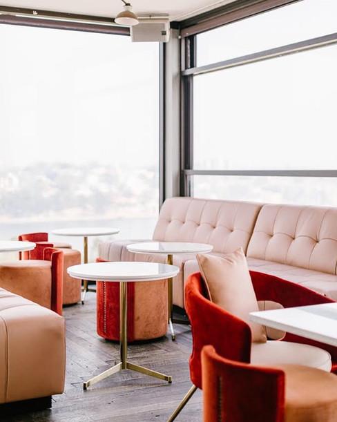 Contemporary Custom Bar Lounge Furniture