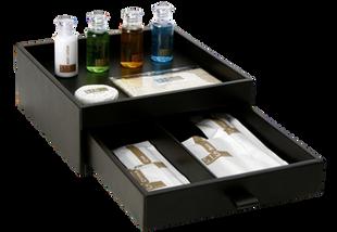 Bathroom Amenities Trays