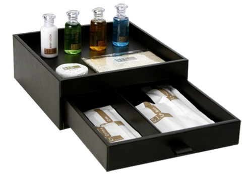 Bathroom Amenities Trays