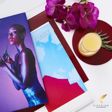 Custom Printed Menu Folders
