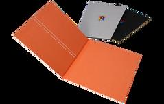 Food and Beverage Folders