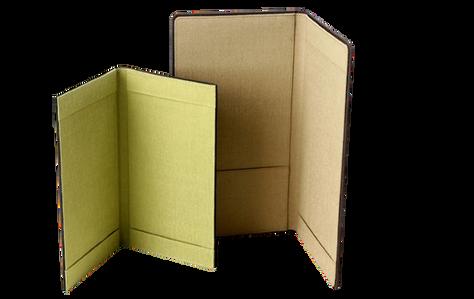 Custom Drinks Folders
