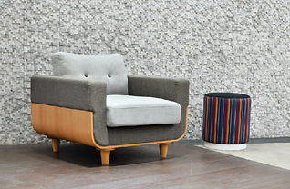 Designer armchair projects