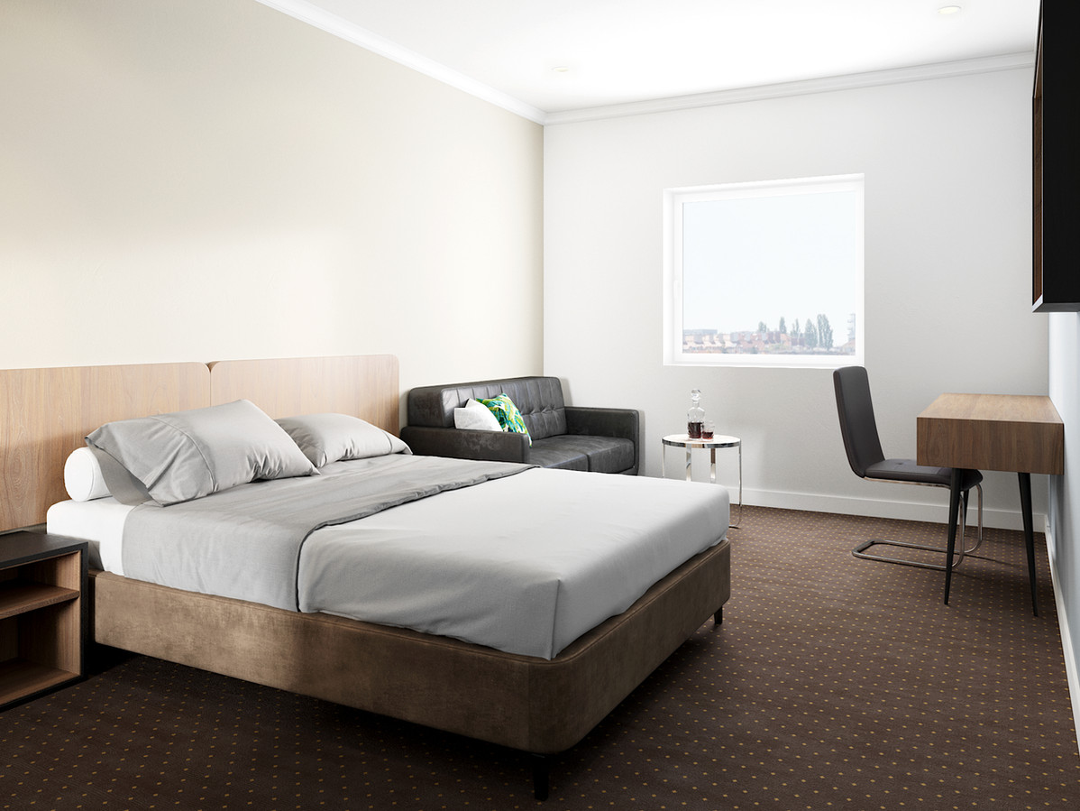 Fusion Guestroom Package