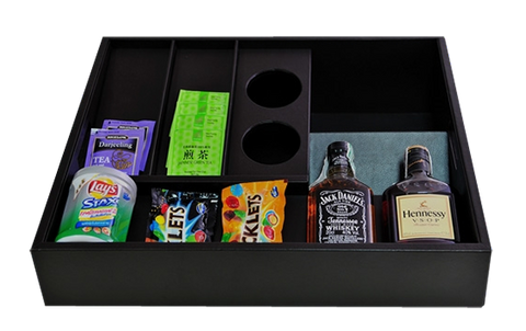 Mini Bar Presentation Trays and Boxes