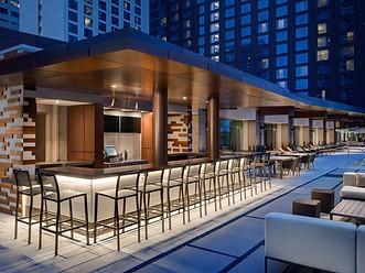 Alfresco Hotel Lounge & Bar Furniture