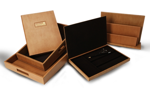 Complete Timber Veneer Amenity Sets