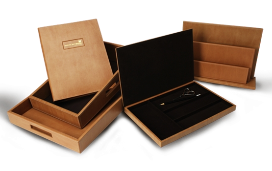 Hotel amenities - wood