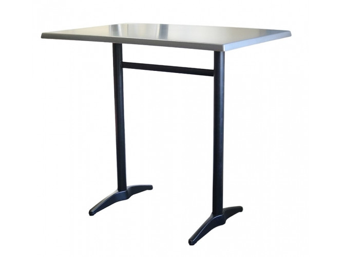 Astoria Black Twin Bar Table Rectanglemo