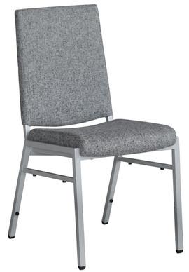 Linea Aluminium Overlap Banquet Chair