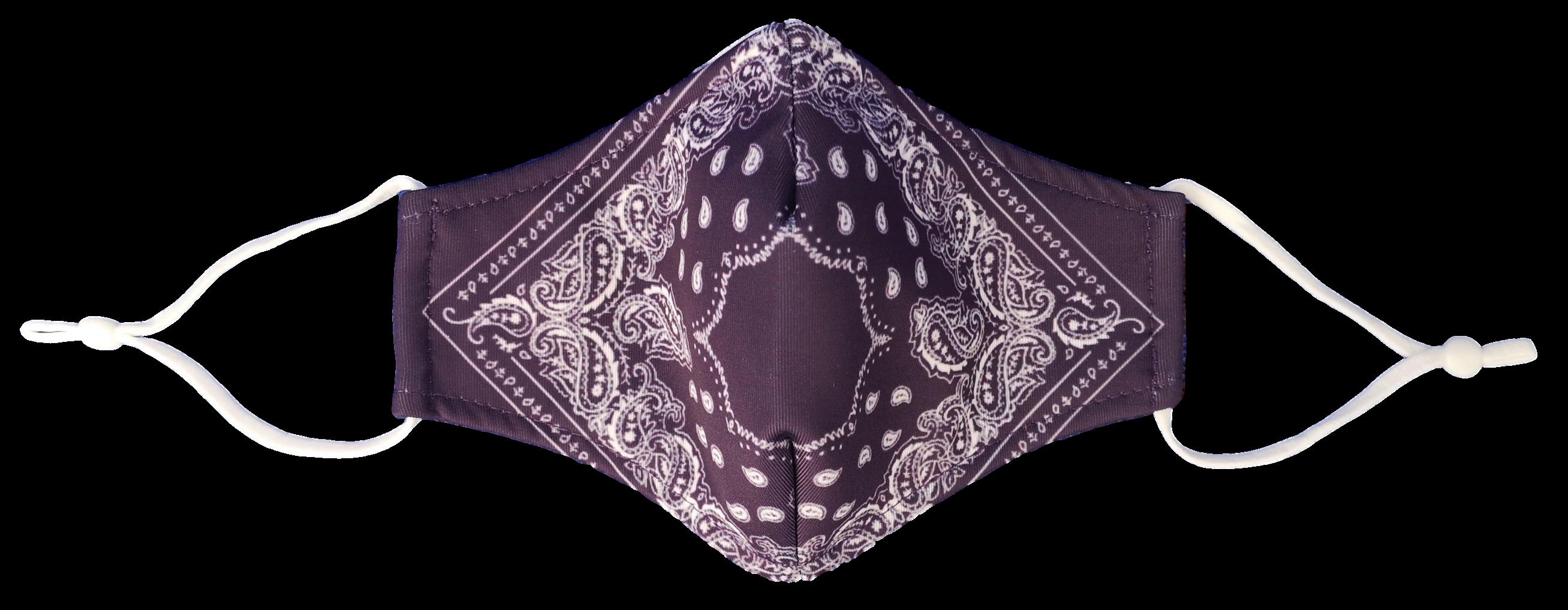 Bandanna Reusable Face Mask