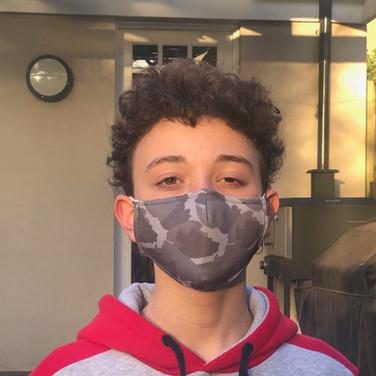Camo Face masks Client Selfie Client 2.j