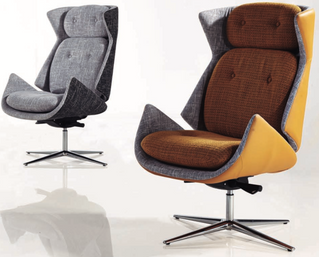 Modern Hotel Accent Chairs