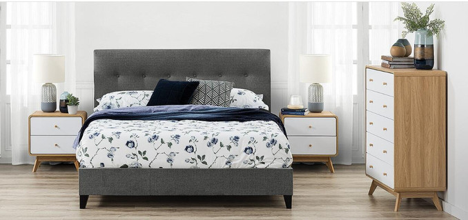 Coastal Grey Bed