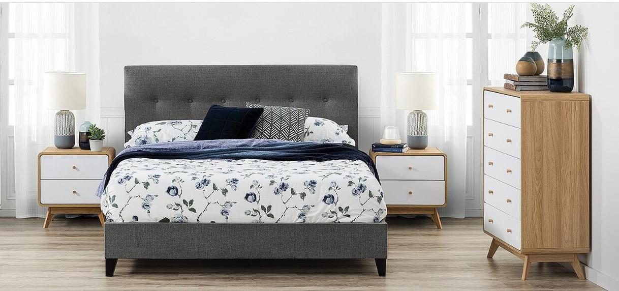 Coastal Grey Bed