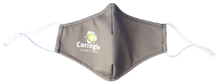 Custom-made bulk washable masks