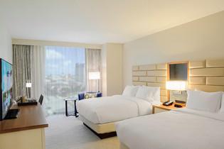 Hilton Hotels modern furniture