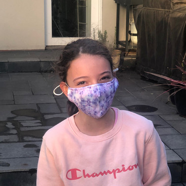 To Dye For Pink Face Mask Maskselfie Cli