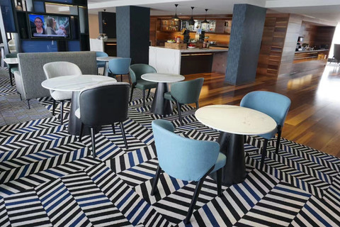 Lounge Restaurant Refurbishment