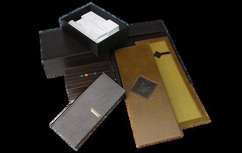 Custom Made Note Pads and Menus