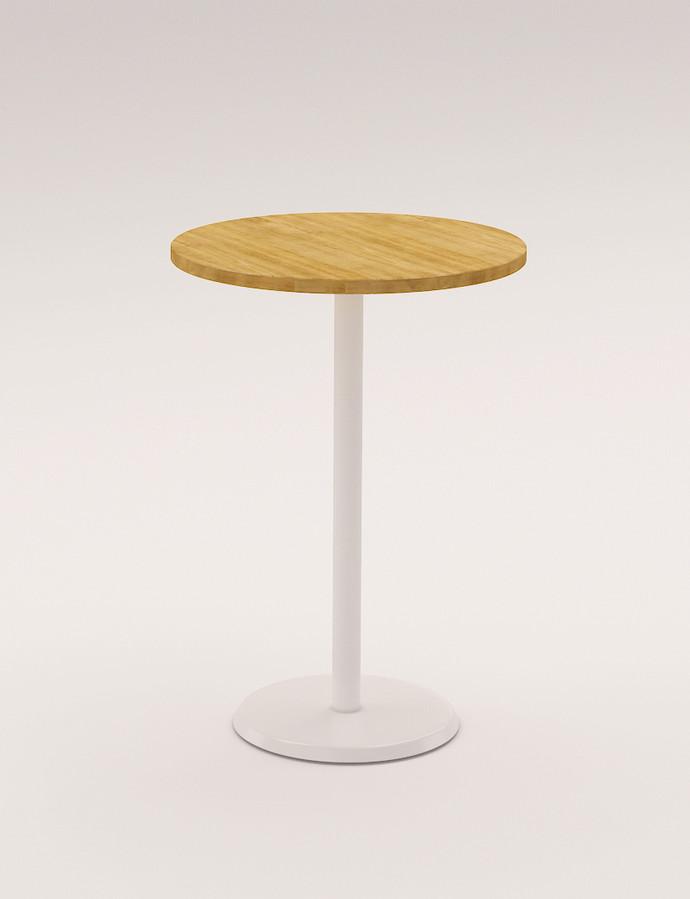 Coastal Elan High Side Table