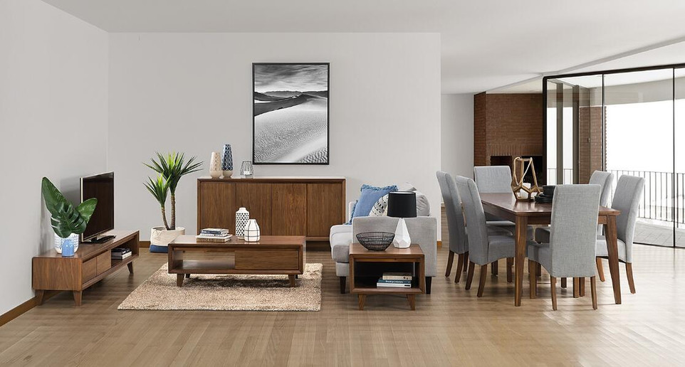 Traditional Serviced Apartment Furniture