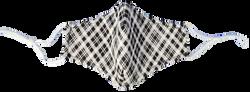 Plaid Reusable Mask