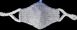 Blue Reusable Face Mask